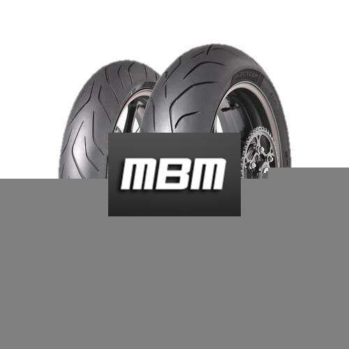 DUNLOP SPORTSMART MK3 TL Rear  190/50 R17 73 Moto.ZR-WR RE SP TL Rear  W