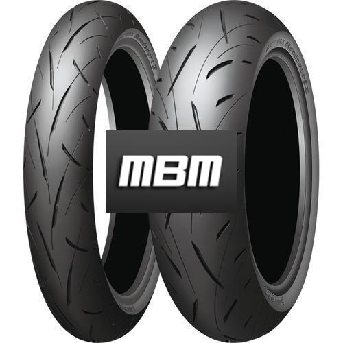 DUNLOP ROADSPORT 2 TL Rear  190/55 R17 75 Moto.ZR-WR RE TO TL Rear  W