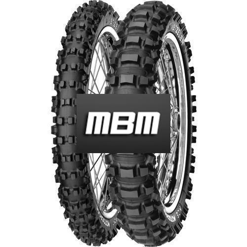 METZELER MC5 MOTOCROSS  NHS  TT Rear  120/100 R18  Moto Cross TT Rear