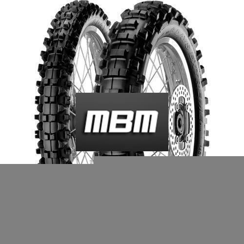 METZELER MCE 6 DAYS EXTREME M+S  TT Rear  120/90 R18 65 Moto Cross TT Rear  M