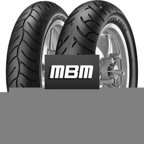 METZELER FEELFREE  TL Rear  120/80 R16 60 Roller-Diag.-Rei TL Rear  P