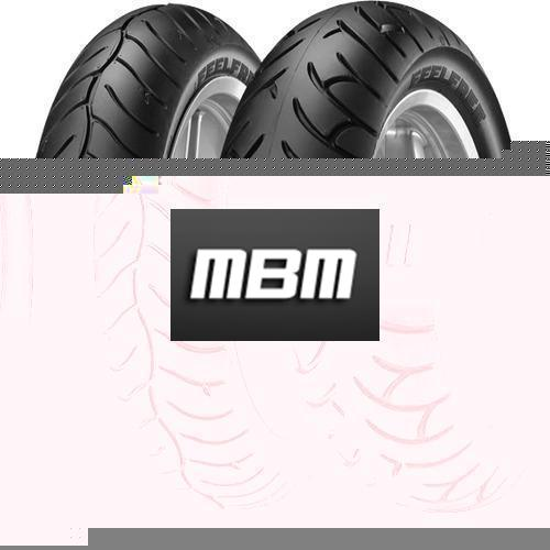 METZELER FEELFREE  TL Front  120/70 R12 51 Roller-Diag.-Rei TL Front  P