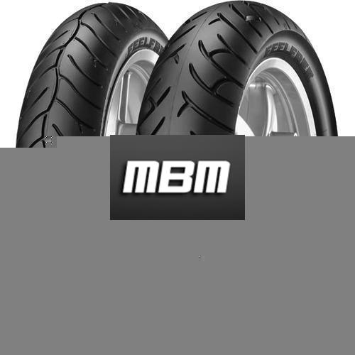 METZELER FEELFREE  TL Rear  160/60 R14 65 Roller-Radi.-Rei TL Rear  H