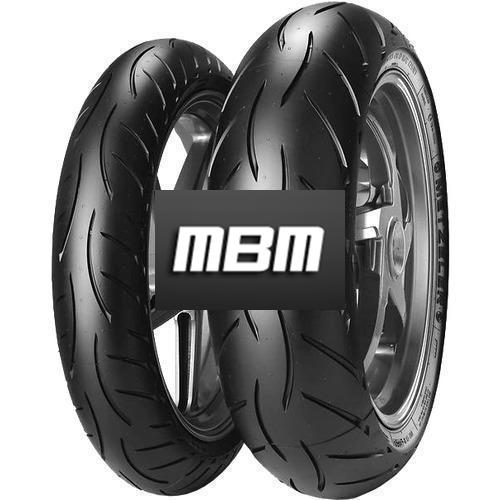 METZELER SPORTEC M5 INTERACT TL Front  120/60 R17 55 M TL Front  W