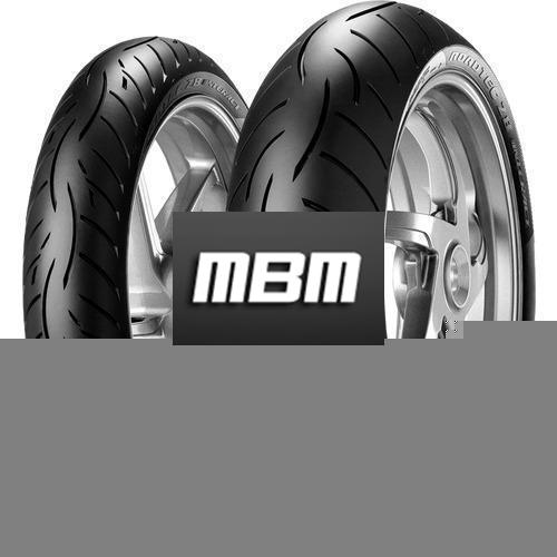 METZELER ROADTEC Z8 INTERACT O TL Rear  180/55 R17 73 M TL Rear  W