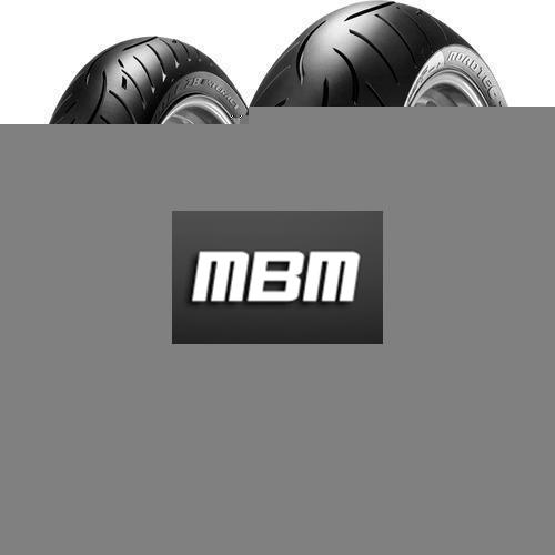METZELER ROADTEC Z8 INTERACT M TL Rear  180/55 R17 73 M TL Rear  W