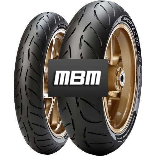 METZELER SPORTEC M7 RR TL Rear  190/50 R17 73 Moto.ZR-WR RE SP TL Rear  W