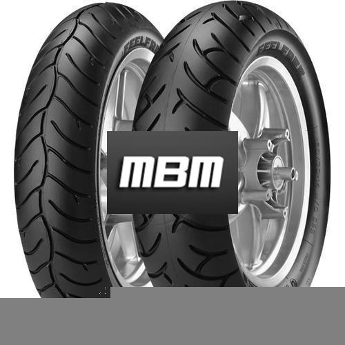 METZELER FEELFREE RF  TL Rear  100/90 R14 57 Roller-Diag.-Rei TL Rear  P