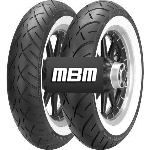METZELER ME888 WW  TL Front  130/80 R17 65 Moto.HB_VR Fro TL Front BREITE WEISSWAND H