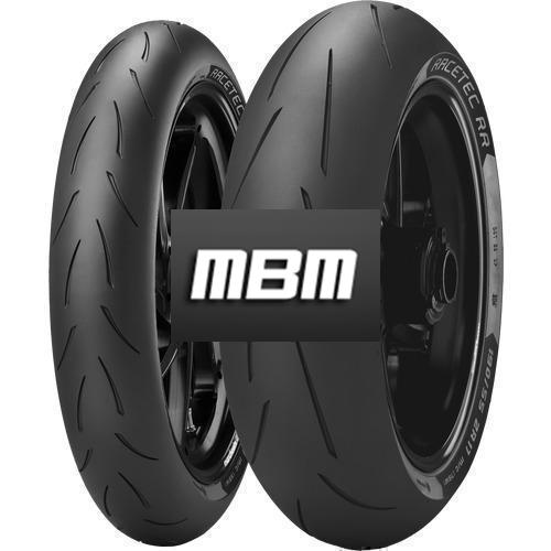 METZELER RACETEC RR K3 (75W)  TL Rear  190/55 R17  Moto.ZR-WR RE SP TL Rear  Z