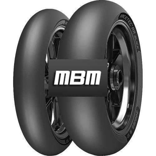 METZELER RACETEC RR K1 SLICK NHS  TL Rear  200/60 R17  Moto.Renn Rear TL Rear MEDIUM