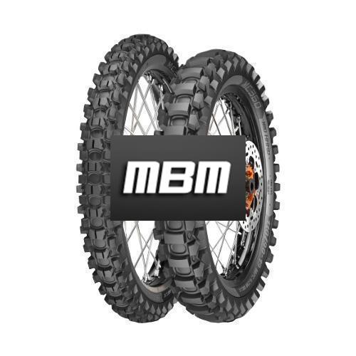 METZELER MC360 MID HARD MID HA TT Rear  110/100 R18 64 Moto Cross TT Rear  M