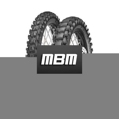 METZELER MC360 MST MID HARD  TT Rear  110/90 R19 62 Moto Cross TT Rear  M