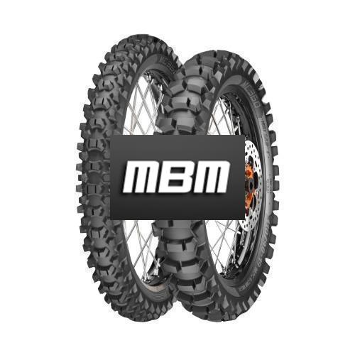 METZELER MC360 MID SOFT MST  TT Rear  120/80 R19 63 Moto Cross TT Rear  M