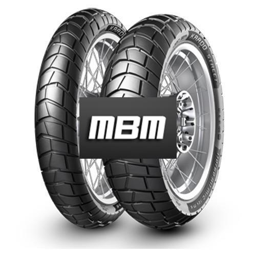 METZELER KAROO STREET M+S TL Rear  180/55 R17 73 Moto End.R+B Re TL Rear  V