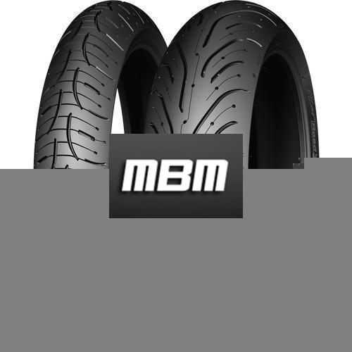 MICHELIN PILOT ROAD 4 TL Rear  150/70 R17 69 Moto.ZR-WR RE TO TL Rear  W