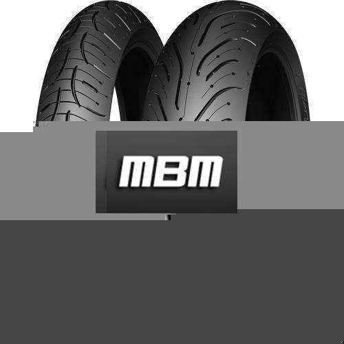 MICHELIN PILOT ROAD 4 GT TL Rear  190/55 R17 75 M TL Rear  W