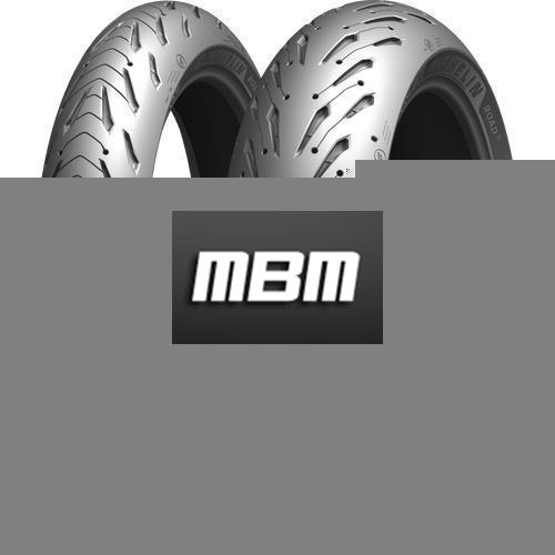 MICHELIN ROAD 5 TL Rear  160/60 R17 69 Moto.ZR-WR RE TO TL Rear  W