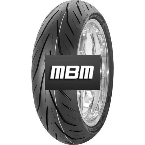 AVON AV66 STORM 3DXM TL Rear  190/50 R17 73 Moto.ZR-WR RE TO TL Rear  W