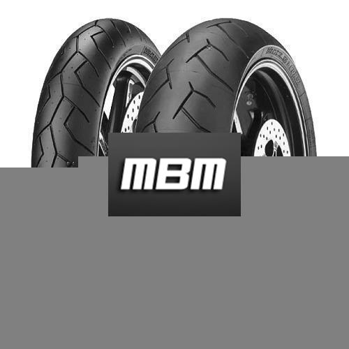 PIRELLI DIABLO TL Rear  190/50 R17 73 Moto.ZR-WR RE SP TL Rear  W