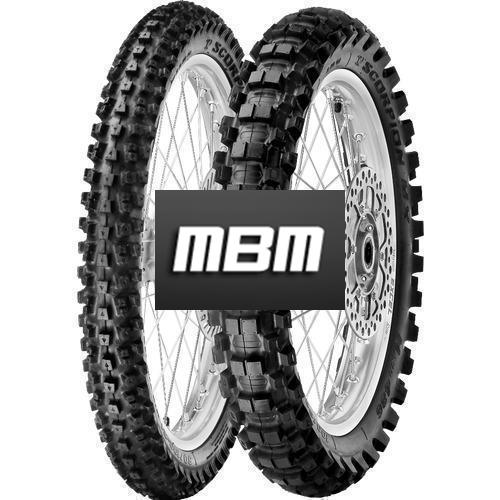 PIRELLI SCO MX HARD 486 NHS  TT Rear  100/90 R19  Moto Cross TT Rear