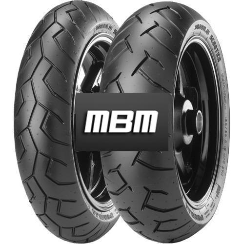 PIRELLI DIABLO SCOOTER  TL Front  120/80 R14 58 Roller-Diag.-Rei TL Front  S