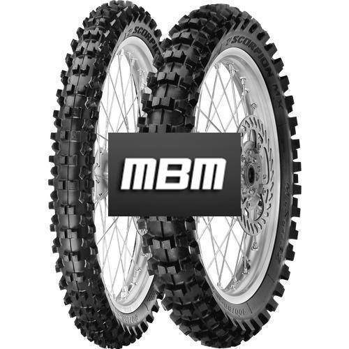 PIRELLI SCORPION MX32 MID SOFT MUD TT Rear  110/90 R19 62 Moto Cross TT Rear  M