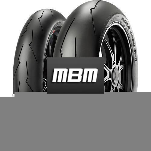 PIRELLI DIABLO SUPERCORSA SP V2(78W)  TL Rear  200/55 R17  Moto.ZR-WR RE SP TL Rear  Z