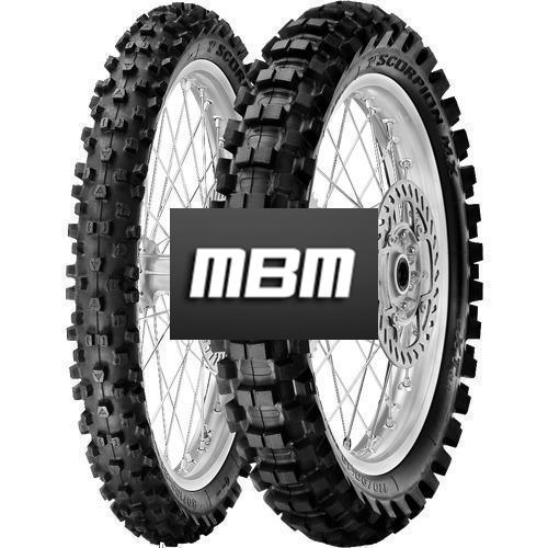 PIRELLI SCORPION MX EXTRA J TT Rear  80/100 R12 50 Moto Kinder-Cros TT Rear  M