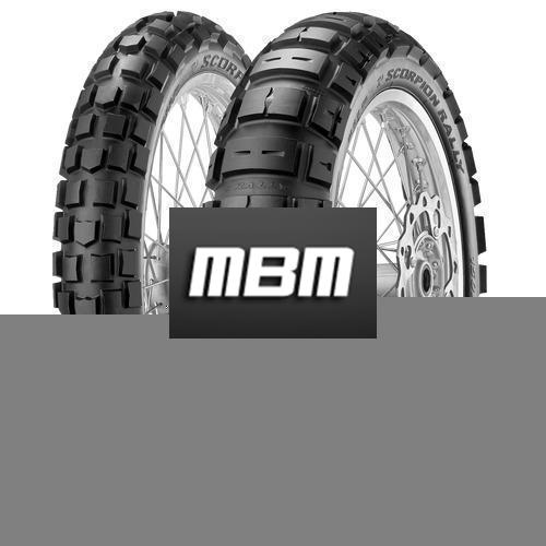 PIRELLI SCORPION RALLY M+S TL Rear  170/60 R17 72 Moto End.R+B Re TL Rear  T