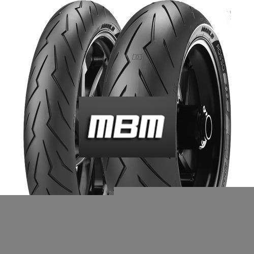 PIRELLI DIABLO ROSSO 3 (73W)  TL Rear  180/55 R17  Moto.ZR-WR RE SP TL Rear  Z