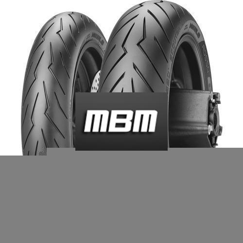PIRELLI DIABLO ROSSO SCOOTER TL Front  120/70 R15 56 M TL Front  H