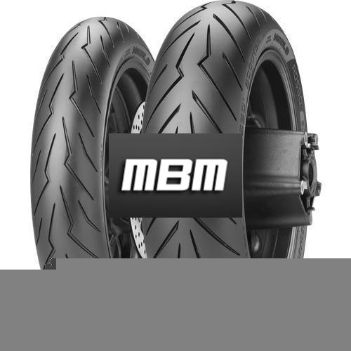 PIRELLI DIABLO ROSSO SCOOTER TL Front  120/70 R16 57 M TL Front  H