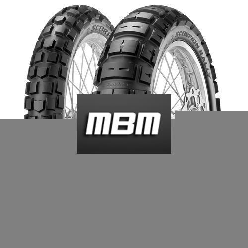 PIRELLI SCORPION RALLY STR M+S  TL Rear  170/60 R17 72 Moto.HB_VR Rea TL Rear  V