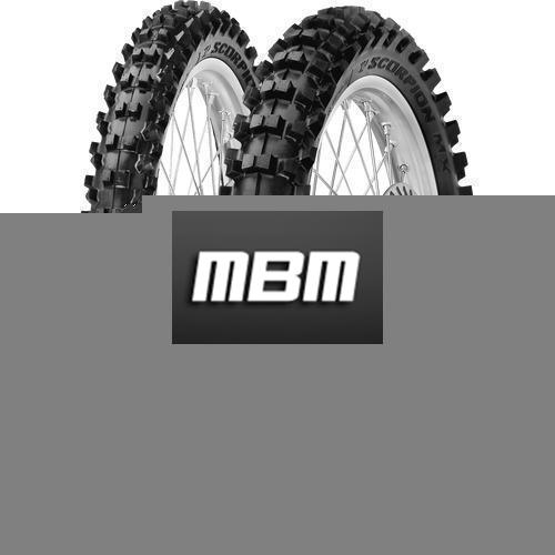 PIRELLI SCORPION MX32 MID HARD NHS  TT Rear  110/90 R19 62 Moto Cross TT Rear  M