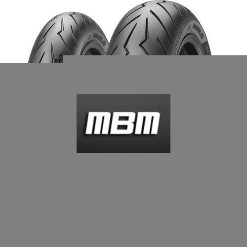 PIRELLI DIABLO ROSSO SCOOTER  TL Front  120/80 R14 58 Roller-Diag.-Rei TL Front  S