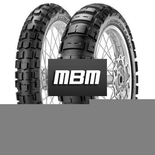 PIRELLI SCORPION RALLY STR M+S  TL Rear  160/60 R15 67 Moto.HB_VR Rea TL Rear  H