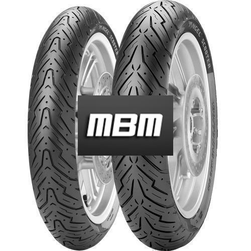 PIRELLI ANGEL SCOOTER TL Rear  100/80 R14 54 Roller-Diag.-Rei TL Rear  S