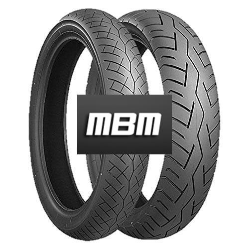 BRIDGESTONE BT45  TL Rear  110/80 R18 58 Moto.H/V Dia Rea TL Rear  H