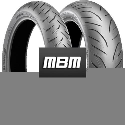 BRIDGESTONE BRIDGESTONE 160/60 R15 67H TL  REAR BATTLAX SCOOTER 2  160/60 R15 67 M TL R  H