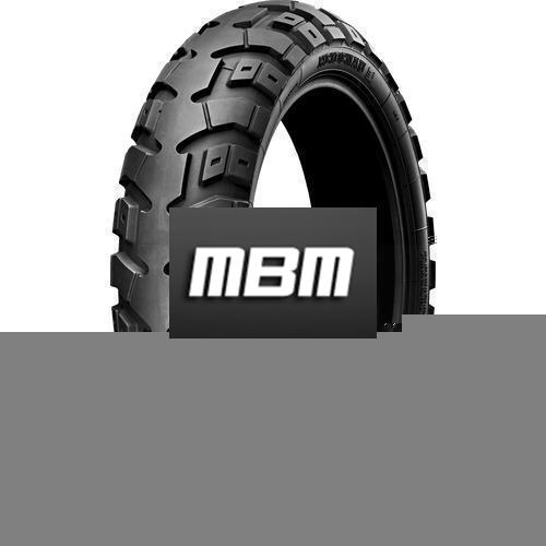 HEIDENAU K60 SCOUT M+S TL Rear  170/60 R17 72 Moto End.R+B Re TL Rear  T