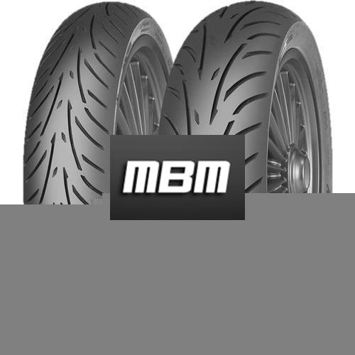 MITAS TOURING FORCE SC TL Rear  140/60 R13 63 Roller-Diag.-Rei TL Rear  P