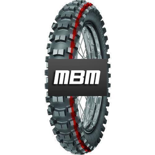 MITAS C 20 HARD TERRAIN  TT Rear  110/90 R19 62 Moto Cross TT Rear ROT/RED M