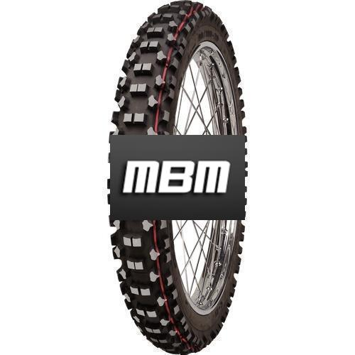 MITAS C-21 HARD T RED TT Front  90/90 R21 54 Moto Cross TT Front  R