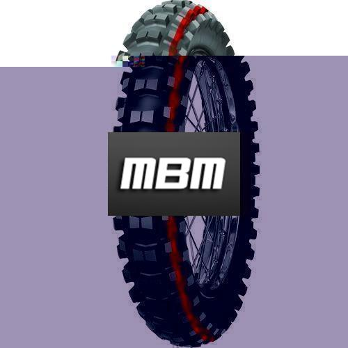 MITAS C 20 KID CROSS NHS  TT Rear  80/100 R12 50 Moto Kinder-Cros TT Rear ROT/RED - HARD TERRAIN M