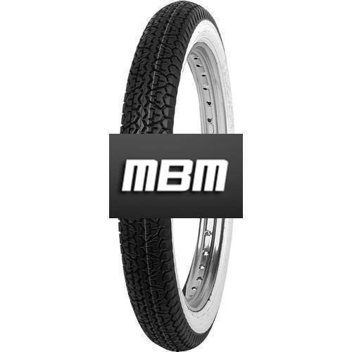 MITAS B7 WW TL Front/Rear  2.75 R17 47 J Mofa/Moped TL Front/Rear WW