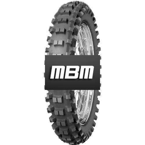 MITAS C18 CONTRYCROSS SUPER GREEN TT Rear  110/100 R18 64 Moto Cross TT Rear  R
