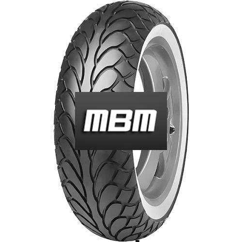 MITAS MC 22 ELEGANCE WW RF  TL Front/Rear  120/70 R10 54 Roller-Diag.-Rei TL Front/Rear WEISSWAND / WHITE WALL L