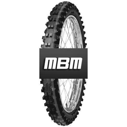 MITAS C-19 INTERM INTERMEDIATE RED  80/100 R21 51 TT R