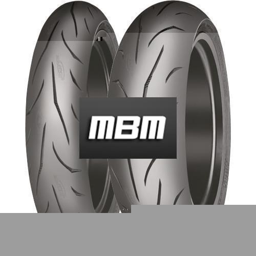 MITAS SPORTFORCE + (66W)  TL Rear  150/60 R17  Moto.ZR-WR FR SP TL Rear  Z